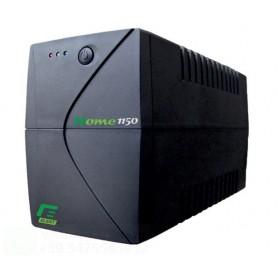 ELSIST HOME1550 UPS GRUPPO DI CONTINUITA' AVR 930 W 1550 Va CONNETTORI 4 X SCHUKO TIPO F