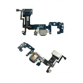 CONNETTORE FLEX PORTA DI RICARICA+MICROF. ORIGINALE  SAMSUNG GALAXY S8 G950A