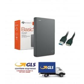 SEAGATE 2TB HARD DISK ESTERNO USB 3.0 STJL2000400 COLORE NERO