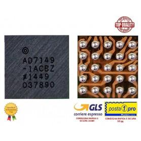 CHIP IC U10 IMPRONTE DIGITALI AD7149 - 1ACBZ PER APPLE IPHONE 7 / 7 PLUS 1449 037890